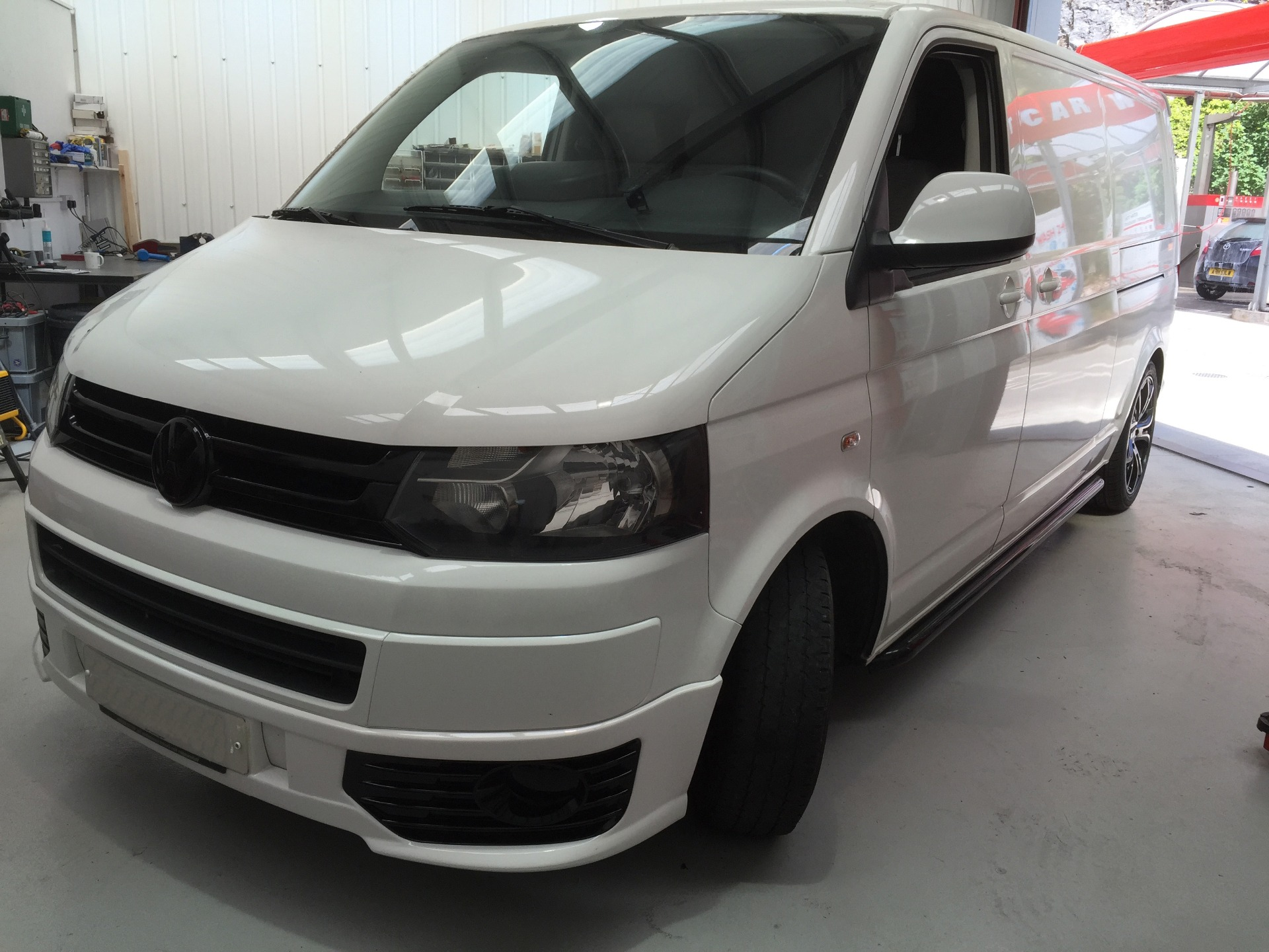 VW-T5 Upgrades in the South West