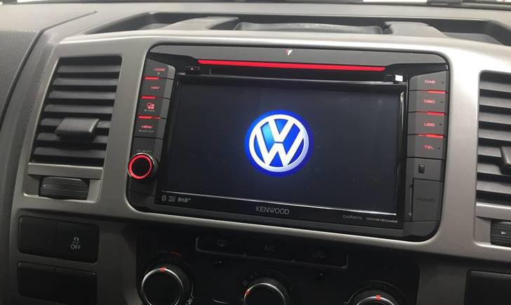Transporter radio upgrade